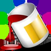 Verbinden Sie mit MacNulis auch farbige Designvorlagen mit Ihren Dokumenten.